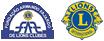 Logo FAF de Lions Clubes
