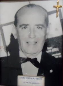 ARMANDO FAJARDO